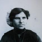 La 1ere épouse Calvet en coiffe catalane