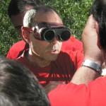Bijoutier traditionnel en grenat de Perpignan lors de l'expérience
