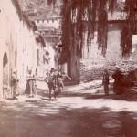 Village catalan de Rodès en 1896