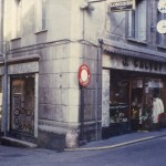 Le magasin dans les années 1985