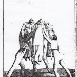 Danse du Roussillon, saut par groupe, vers 1819.