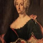 Madame de Boisambert, HST, vers 1750.