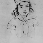 Jeune enfant du Roussillon, 1848, Hora Siccama.