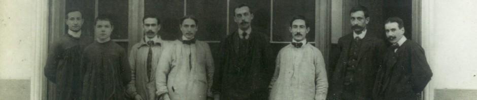 Atelier de la bijouterie perpignanaise Charpentier, début XXe s.