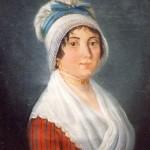 Portrait de Catalane au collier d'esclavage par Jacques Gamelin, coll.part.