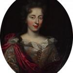portrait de femme début XVIIIe s, Roussillon.