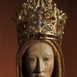 Vierge de FONT ROMEU-Ermitage, photo Noel Hautemanière