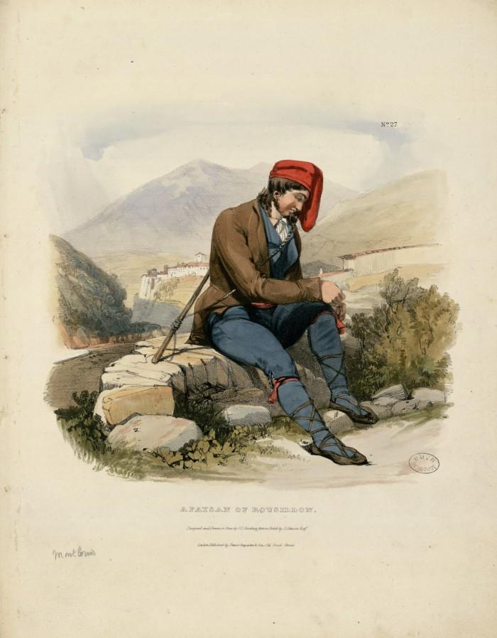 HARDING, paysan du Roussillon, bibl municipale Toulouse.