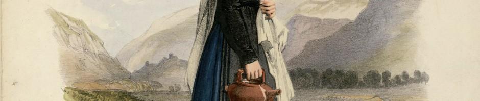 HARDING, Roussillonnaise, 1830.