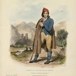 Harding, Catalan de la vallée de Carol, 1830.