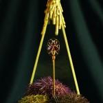 """Bague de Dali """"la mosca cosmica"""" par G.Lavaill copyright Noel hautemanière"""