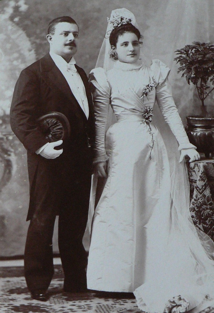 Photographie de mariage à Perpignan (Albert Brousse)