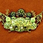 bijou présenté en 1937 a l'exposition internat de Paris