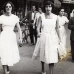 Mode sixties à Perpignan
