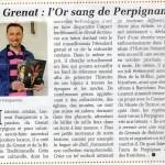 Laurent Fonquernie, Historien et président de l'Institut du Grenat