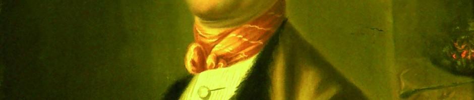 Portrait d'un graveur de la Monnaie de Perpignan, vers 1770-1780.