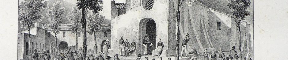Ermitage saint Ferréol a Ceret