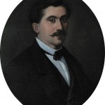 Portrait de monsieur Jobe par Urbain Viguier