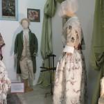 Reconstitition d'un intérieur du XVIIIe s. (Collection Patricia Rivière)