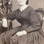 Vestit del 1870, Barcelona, fotografia del Odeon, Wigla, Carrer Hospital 48.