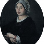 Portrait de Marie Jobe par Urbain Viguier 1860