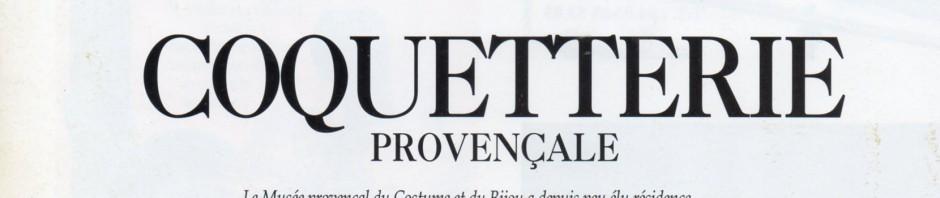 Article paru dans Maisons et Décors Méditerranée juin juillet 1997.