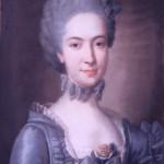 Madame d'Ortaffa, pastel, Collection particulière.
