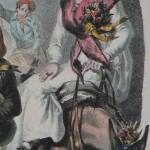 mariée roussillonnaise vers 1830