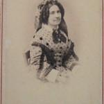 Portrait de femme, Second-Empire, Cabibel et Cie,Perpignan.