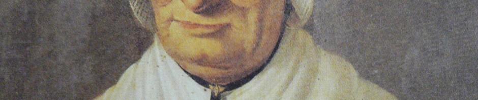 Portrait de femme en costume traditionnel, Carcassone, fin du XVIIIe s.
