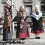 Costume des Catalanes de la Llevantina de Canet en Roussillon