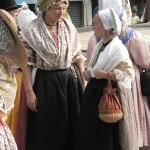 variété des costumes du pourtour méditerranéen