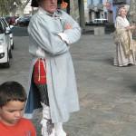 Costume de chevrier languedocien