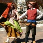 costumes catalans du groupe Joventut de Perpignan