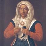 The hen wife, 1706, Richard Waitt.