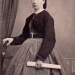 jeune femme de Carcassonne