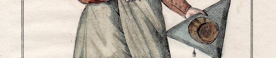 Catalan, lithographie de Jollivet.