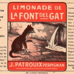 La famille Patrouix était propriétaire de la limonade La Font del Gat.