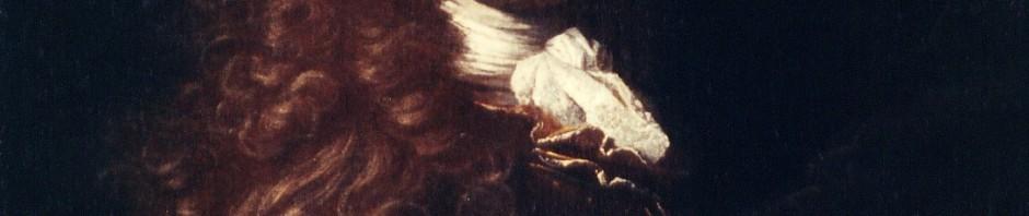 Portrait de monsieur le comte de Ros, école de Rigaud.