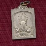 médaille de l'ermitage de Font Romeu