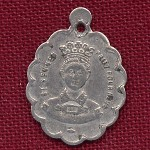 médaille d'Arles sur Tech, saint Abdon et saint Sennen