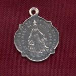 médaille de la cour de Marie, avers.