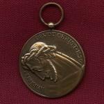 médaille du Dévot Christ de Perpignan