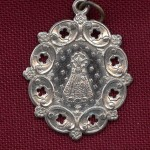 médaille de l'ermitage de Domanova