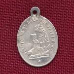 médaille de l'ermitage de Galamus