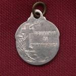 médaille saint Maurice , Ille sur Tet.