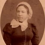 Photo Menozzi à Perpignan, vers 1900.