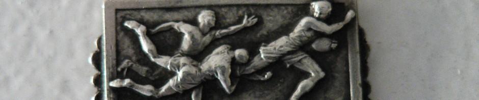 Pendentif Rugby à XIII
