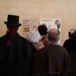 Succès de l'exposition à la Funeraria, Perpignan, saint Eloi 2011.