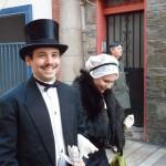 St Eloi 2011, Perpignan, costumes roussillonnais de la Belle Epoque